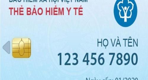 Ý nghĩa thông tin trong mã số thẻ BHYT